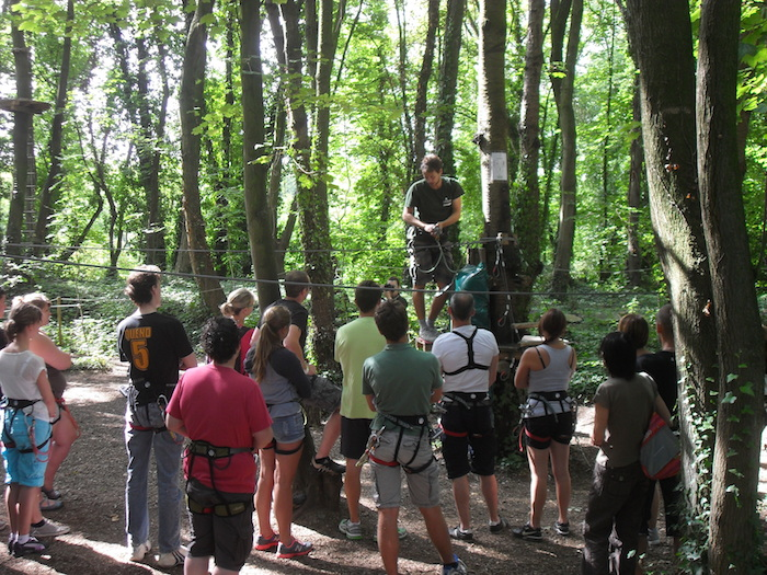 Ecopark Adventure Tournai