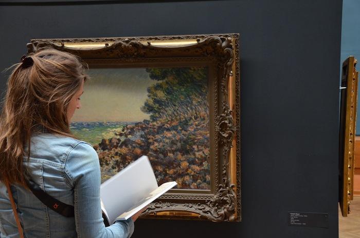 Visite au Musée des Beaux Arts de Tournai