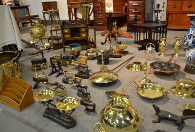Salon des antiquaires et Belle brocantes