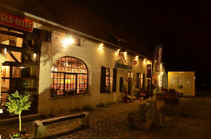 Een uitmuntende avond in La Taverne Saint-Géry