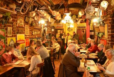 Une soirée exquise à La Taverne Saint-Géry